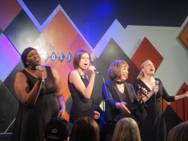 Photo Coverage: TRU Annual Benefit, Featuring Robert Cuccioli and Jana Robbins