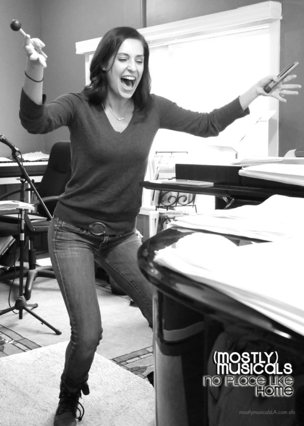 Photos: In Rehearsal with (mostly)musicals' NO PLACE LIKE HOME