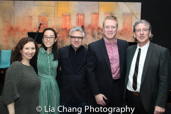 Lauren Yee, Abigail Katz, Neil Pepe and Jeffory Lawson