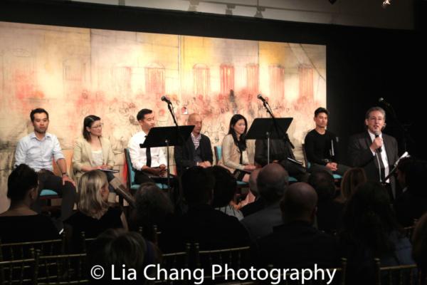 Joe Ngo, Jennifer Lim, Daniel K. Isaac, Francis Jue, Jeena Yi, Ned Eisenberg, Tobias C. Wong and  Michael Parva