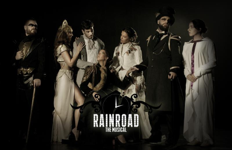 RAINROAD THE MUSICAL se estrenará en el Teatro Romea de Murcia