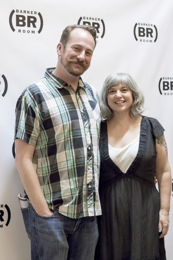 Mark Sitko and Erin Courtney