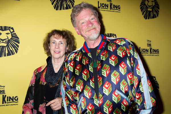 Photo Coverage: The Disney Family Unites to Celebrate 20 Years of THE LION KING!