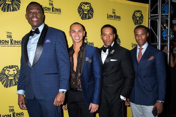 Nhlanha Nogbeni, Kellen Stancil, Andre Jackson, Mdudzi Madela