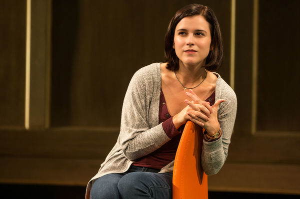 Anna Ziegler's ACTUALLY Opens Tonight Off-Broadway