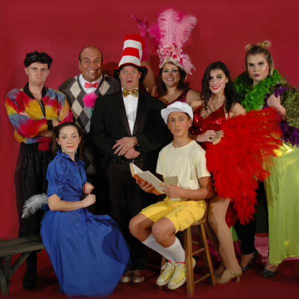 Join our cast in the whimsical world of Dr. Seuss in Phoenix Productions' November re Photo