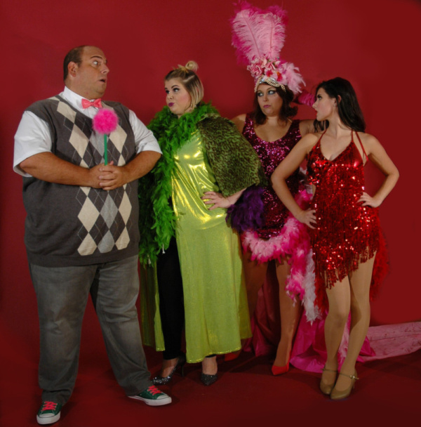 Photo Flash: SEUSSICAL Opens On The Count Basie Stage This Friday!