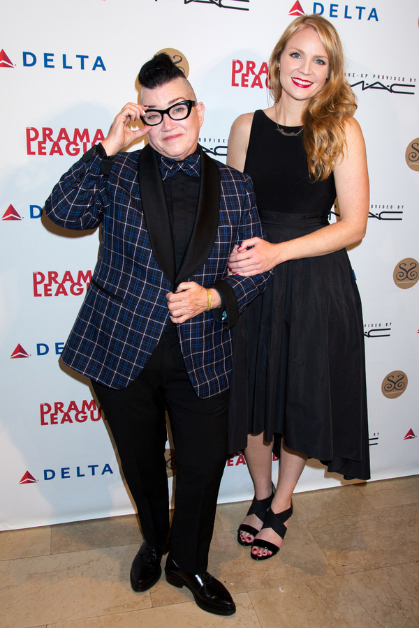Photo Coverage: On the Red Carpet for the Drama League's Tribute to Steve Martin