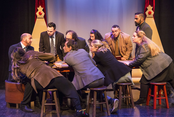 Photo Flash: Open Fist presents Hilarious Shakespeare Musical DELEARIOUS