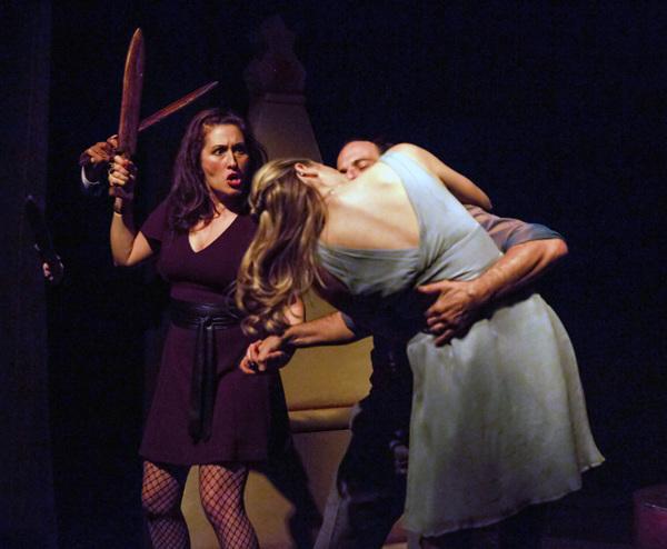 Robyn Roth, Rachel Addington, Jason Paige