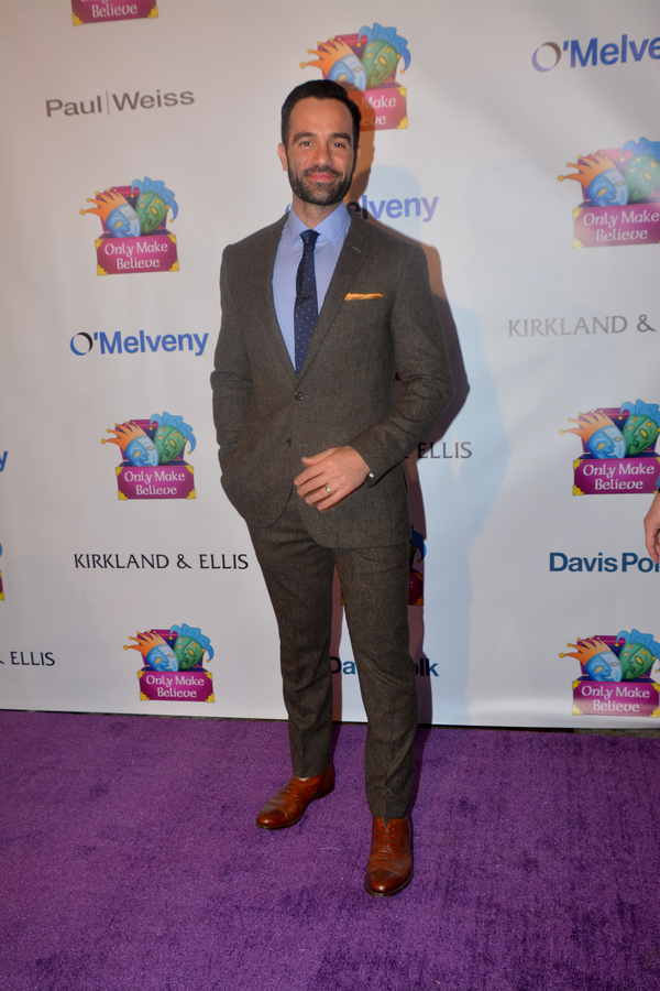 Photo Coverage: Go Inside Make Believe on Broadway Gala, Honoring Josh Groban!