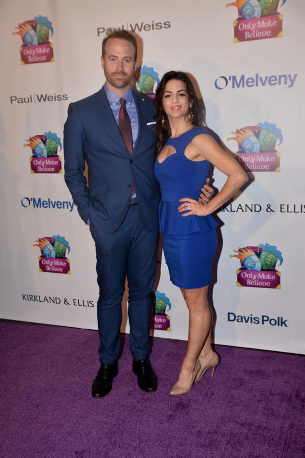 Bret Shuford and Renee Marino