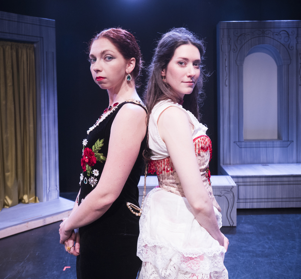 Photo Flash: THE DOG IN THE MANGER Opens this Week at Capitol Hill Arts Worskshop