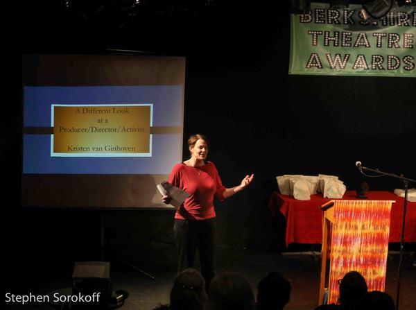 Kristen Van Ginhoven WAM Theatre