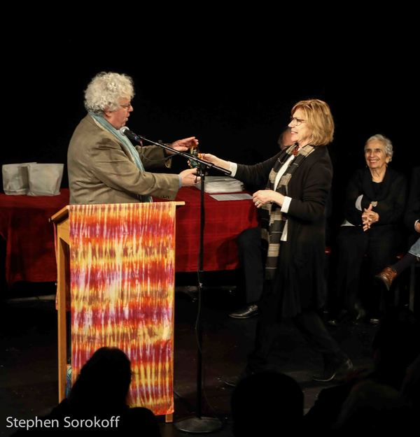 J. Peter Bergman & Julianne Boyd, Founder/Artistic Director Barrington Stage Co. COMPANY