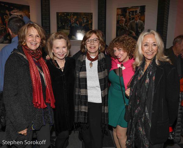 Reba Evenchik, Debra Jo Rupp, Julianne Boyd, Rebecca Weiss, Eda Sorokoff, Barrington Stage Co.