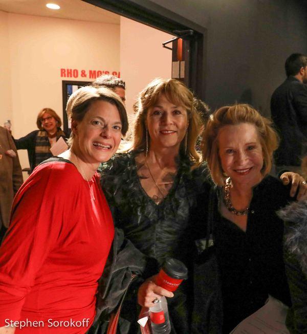Kristen Van Ginhoven, Elizabeth Aspenlieder, Debra Jo Rupp