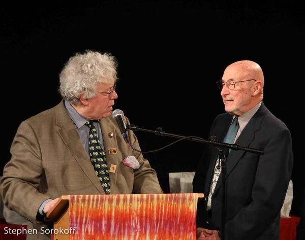 J. Peter Bergman & Macey Lavin