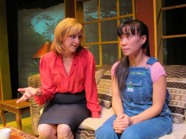 Molly Parker Myers and Julie Pham