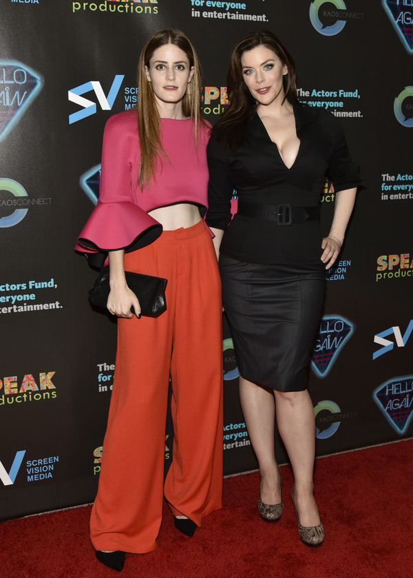 Photos: Cheyenne Jackson, Jenna Ushkowitz, Tonya Pinkins and More Attend HELLO AGAIN Film Premiere in NYC
