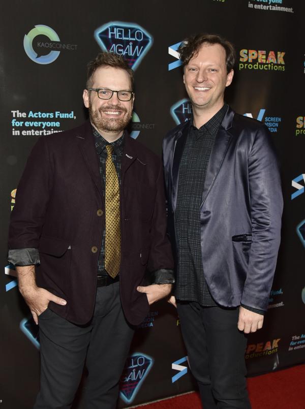 Tom Gustafson and Cory Krueckeberg