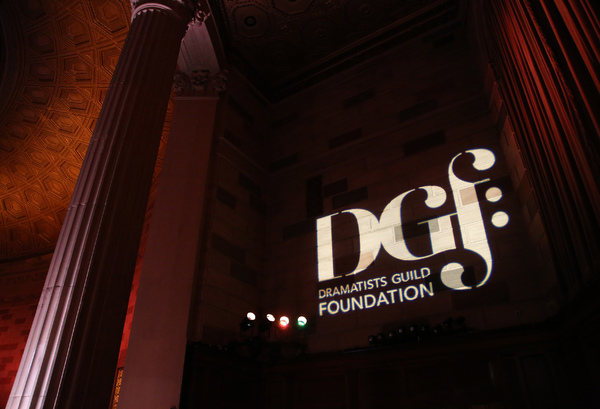 Photo Flash: Hal Prince, Stephen Sondheim and More on the Red Carpet for DGF's 'Lucky Stars' Gala