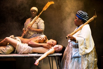 BWW Reviews: THE BLUE IRIS Disappoints and MIES JULIE Thrills on Cape Town Stages