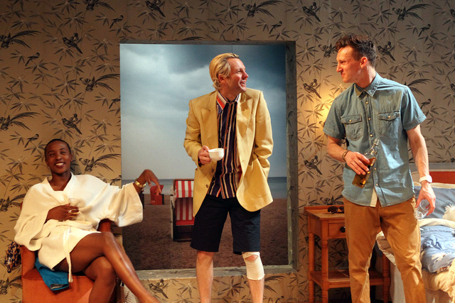 BWW Reviews: Diverting and Thought-Provoking SPECIAL THANKS TO GUESTS FROM AFAR at Artscape Arena