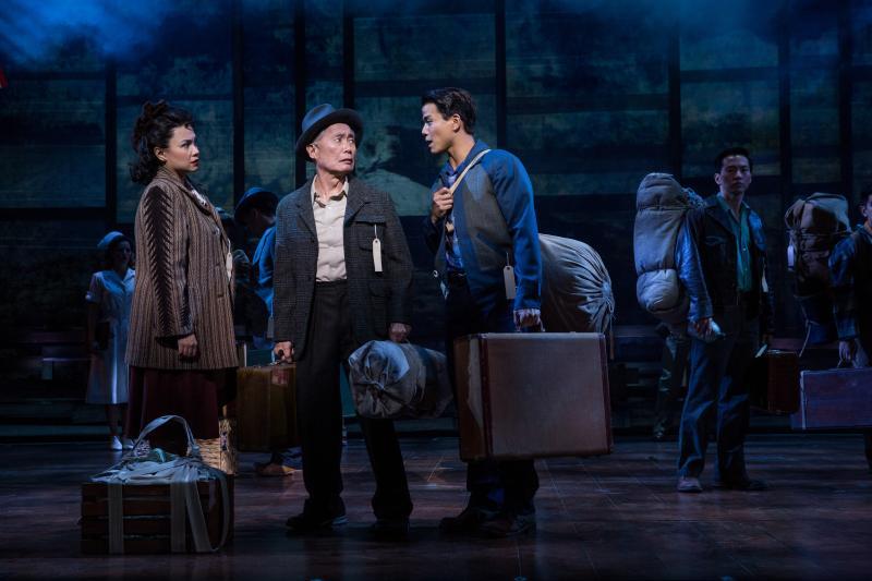 BWW Flashback: We Pledge ALLEGIANCE- Takei, Salonga, Leung & More Take Broadway By Storm