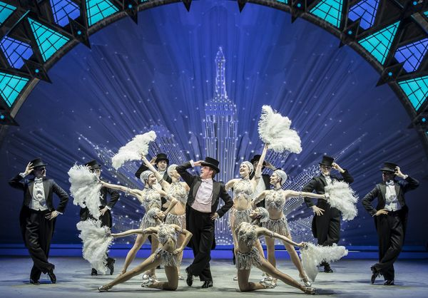 Countdown to AN AMERICAN IN PARIS in Theatres: Day Sept- A London Opening!
