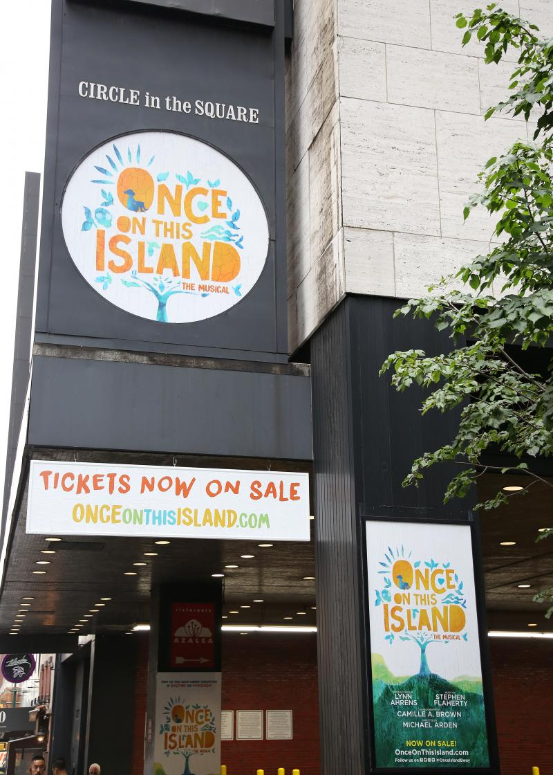 The Sun Sets on ONCE ON THIS ISLAND, Closing Today