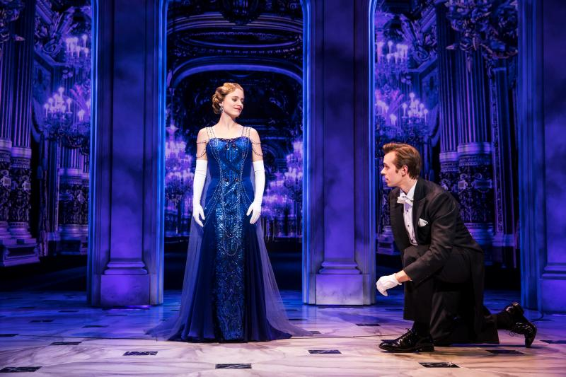 Experience the Magic and Romance of ANASTASIA Starting at $89
