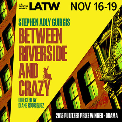 Cast Complete for LATW's Live Recording of BETWEEN RIVERSIDE AND CRAZY