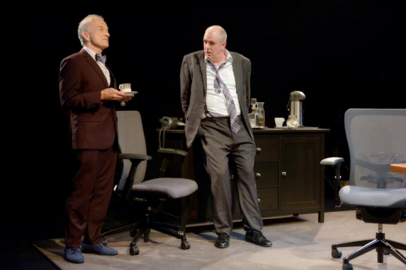 BWW Review: Rich Talent, Poor Narrative in Wall Street Satire 63 TRILLION at West of Lenin