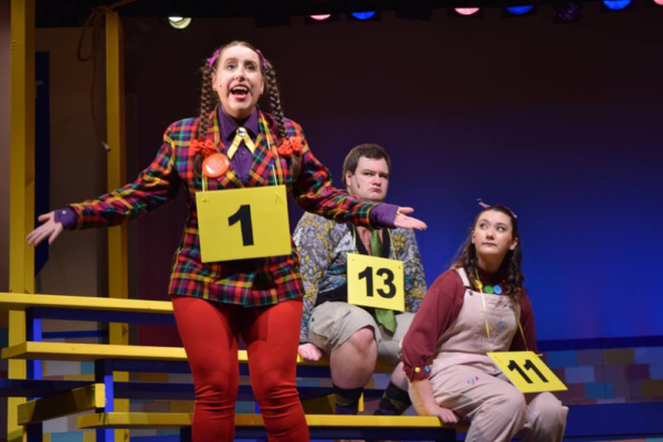 Photo Flash: First Look at THE 25TH ANNUAL PUTNAM COUNTY SPELLING BEE at Dante Hall
