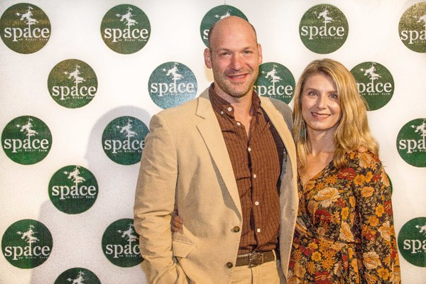 Photos: Carrie Coon, Dave Malloy, Josh Radnor and More Celebrate SPACE on Ryder Farm