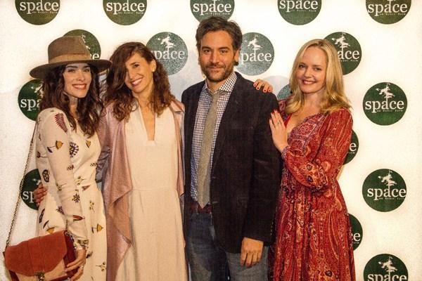 Abigail Spencer, Michaela Watkins, Josh Radnor, and Marley Shelton  Photo