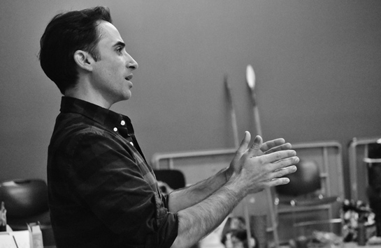 BWW Interview: At Home at the Garry Marshall Theatre with Joseph Leo Bwarie