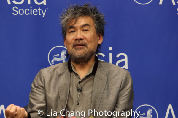 Photo Flash: David Henry Hwang and Julie Taymor In Conversation At Asia Society