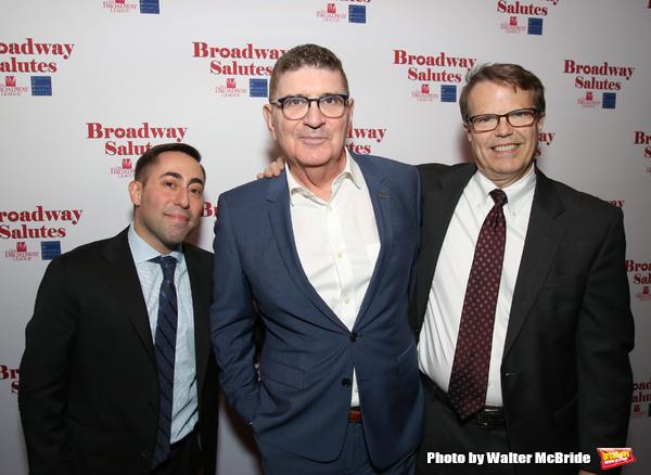 Hal Goldberg, Pete Sanders and Mark Schweppe