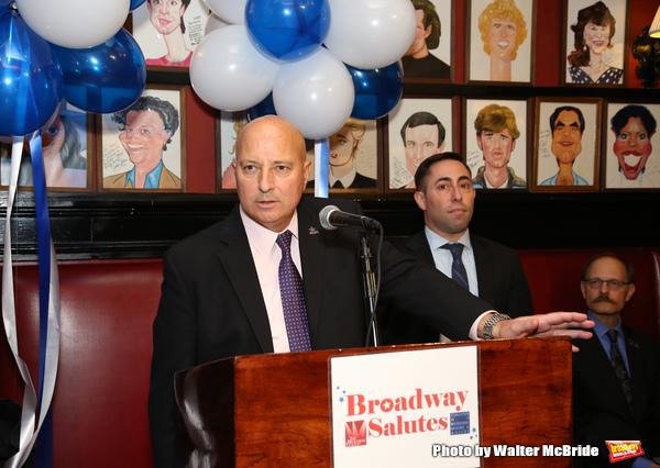 Tony DePaulo, Hal Goldberg and David Hyde