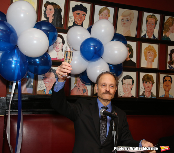 Photo Coverage: David Hyde Pierce Helps Kick Off the 9th Annual Broadway Salutes