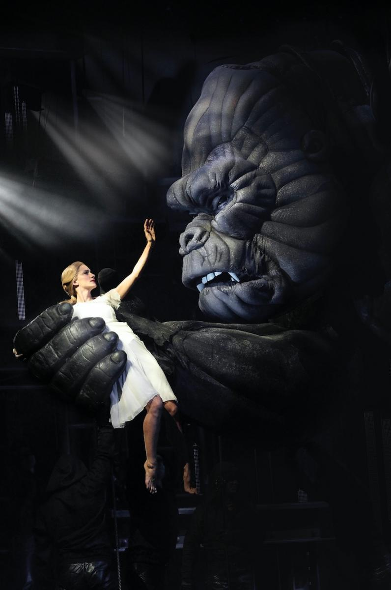 Breaking: KING KONG Will Officially Swing to the Broadway Theatre Next Fall