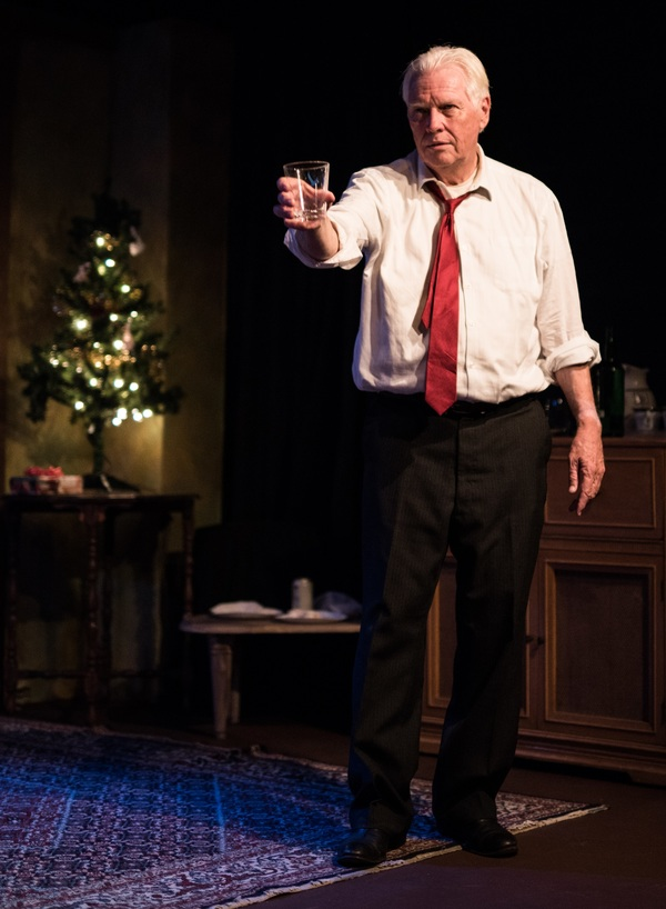 Photo Flash: First Look at THE SEAFARER at The City Theatre Austin