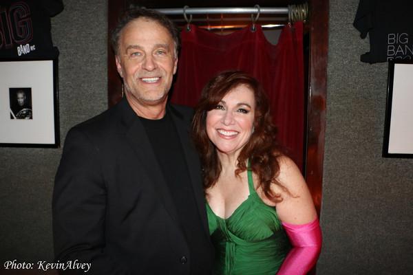 Beau Gravitte and Debbie Gravitte Photo