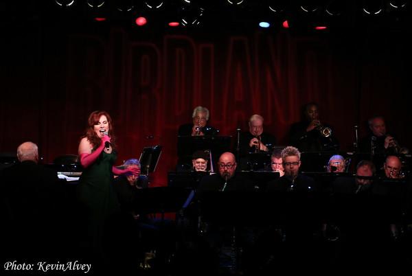 Photo Flash: Debbie Gravitte Celebrates BIG BAND BROADWAY at Birdland