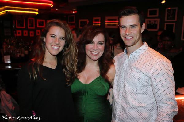 Ellie Gravitte, Debbie Gravitte and Sam Gravitte