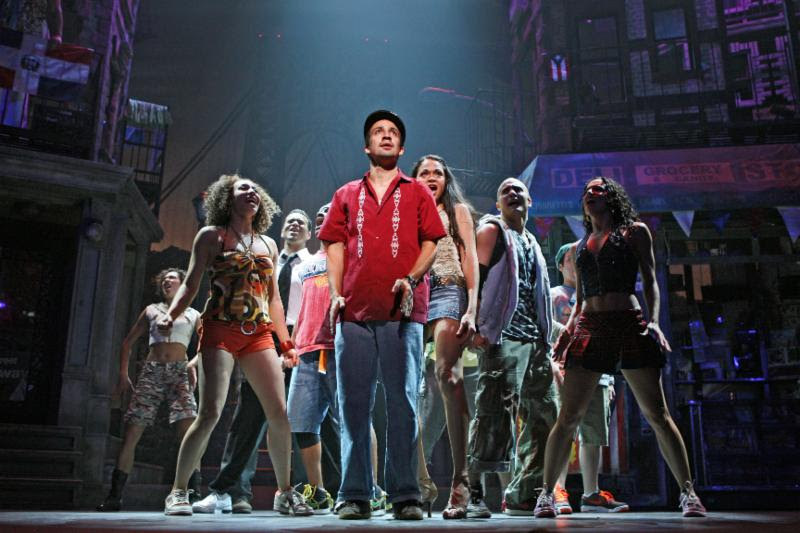 PBS Documents Lin-Manuel Miranda's Rise to Fame in IN THE HEIGHTS: CHASING BROADWAY DREAMS Tonight