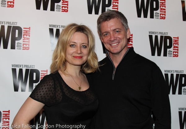 Jennifer Mudge and Chris Coffey Photo