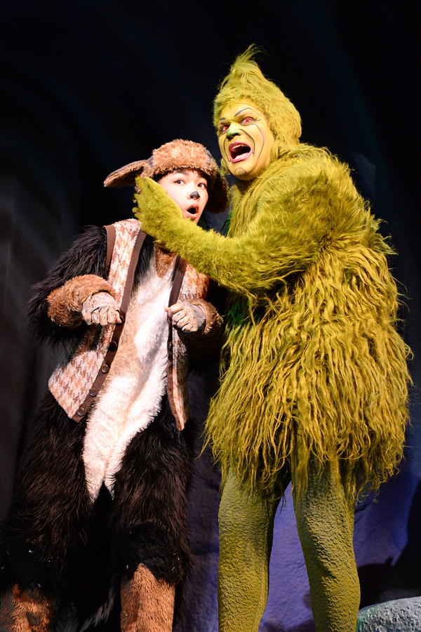 Photo Flash: Children's Theatre Company Brings Back Dr. Seuss's HOW THE GRINCH STOLE CHRISTMAS
